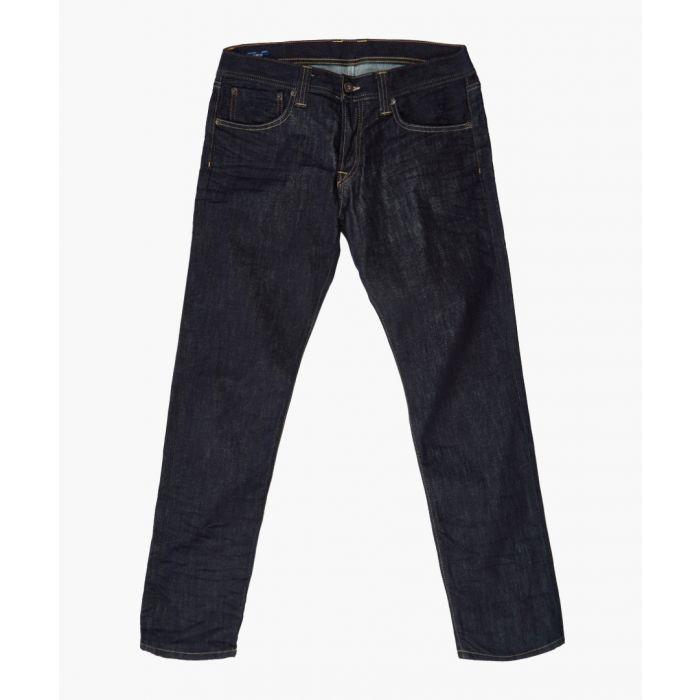 Image for Cane denim slim fit jeans