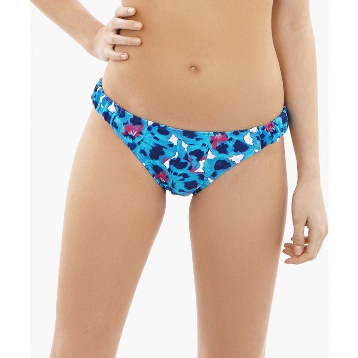Image for Suki floral bikini briefs