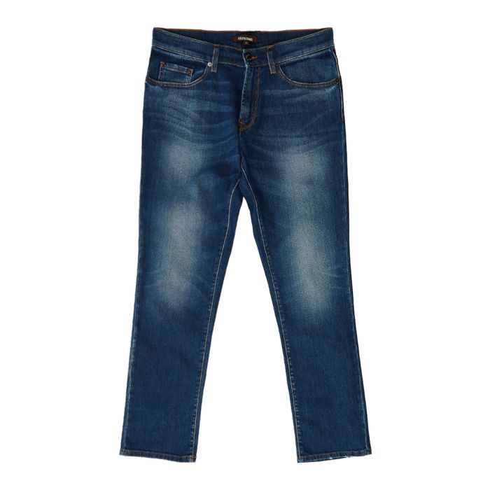 Image for Blue slim fit jeans