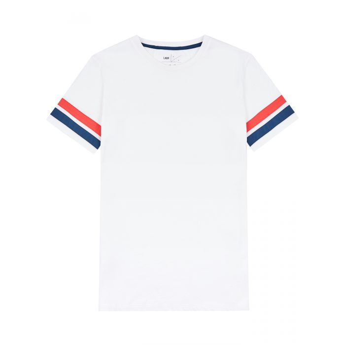 Image for White stripe T-shirt