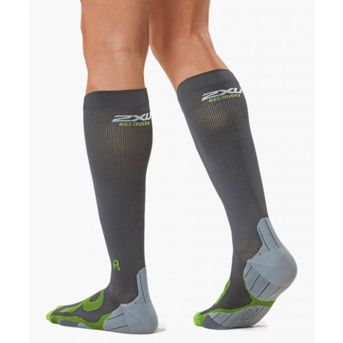 Image for Recovery dark compression socks