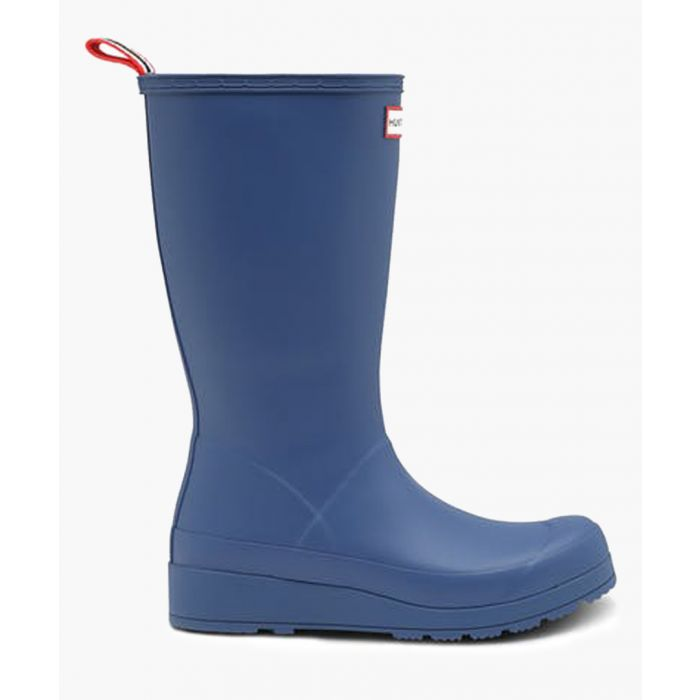 Image for Women's Play Boot blue Wellington boots