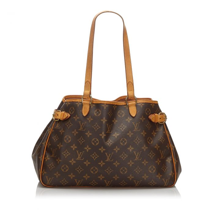 Image for Vintage Louis Vuitton Monogram Batignolles Horizontal Brown