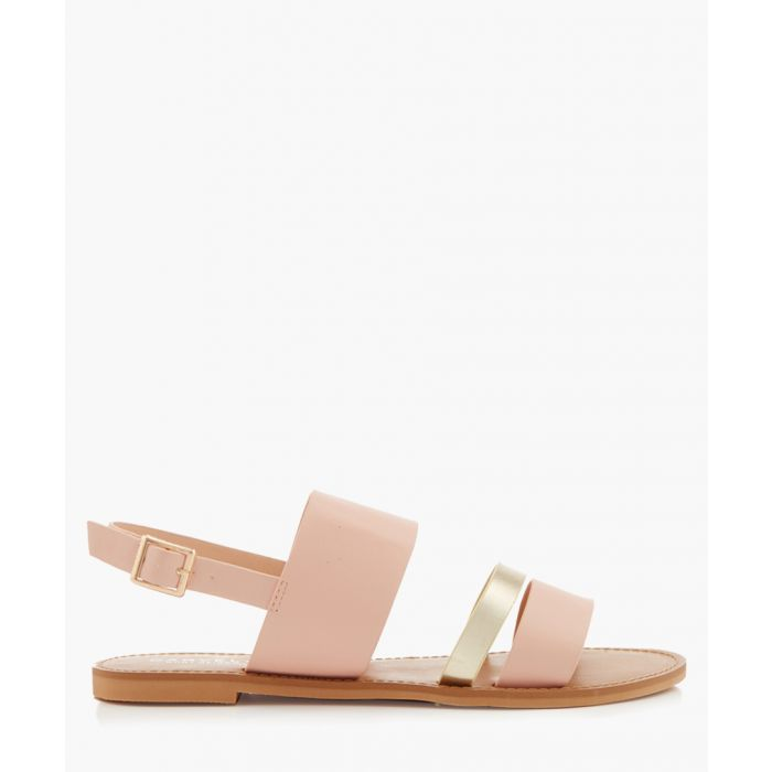 Image for Blink nude strappy sandals