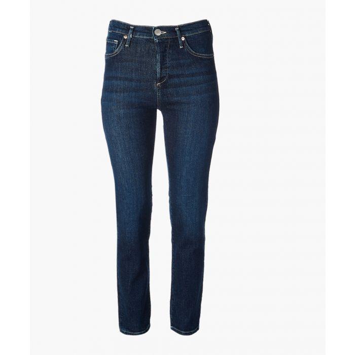 Image for Cobalt blue denim jeans