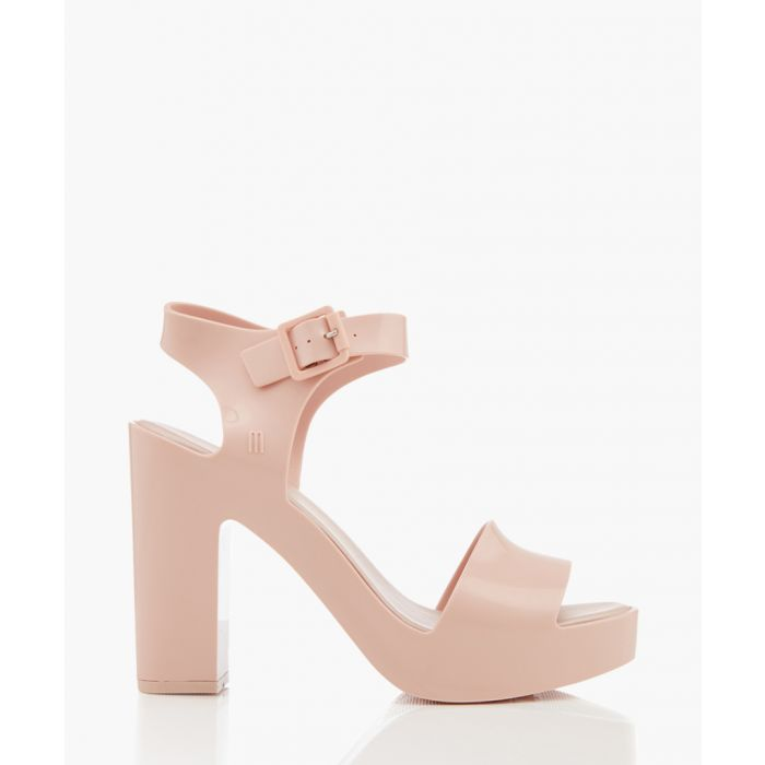 Image for Mar blush strappy heels