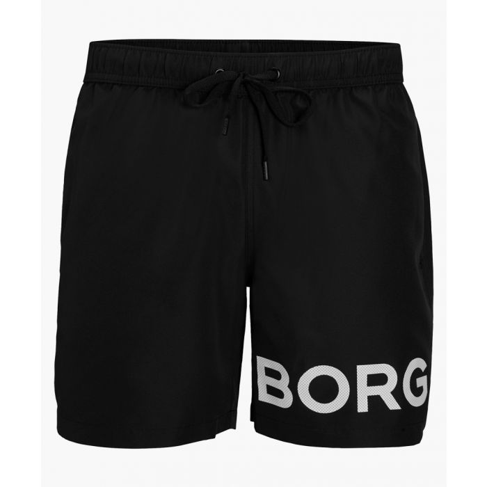 Image for Sheldon black shorts