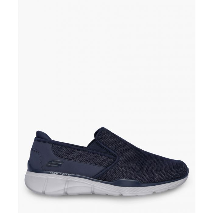Image for Equalizer 3.0 navy slip-on trainers