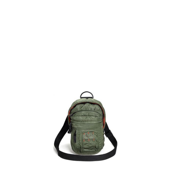 Image for Punch Pouch khaki crossbody