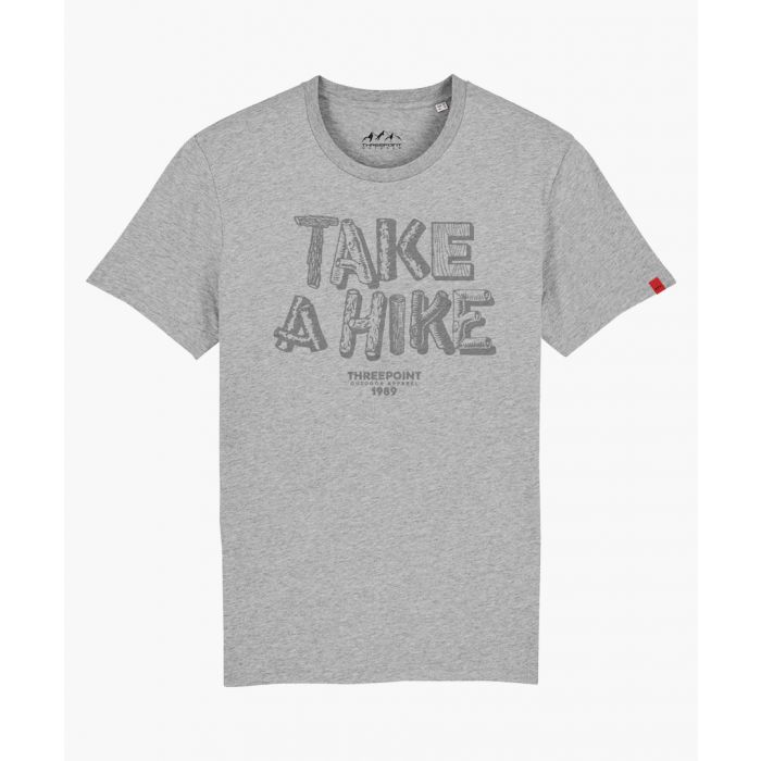 Image for Take A Hike grey T-shirt