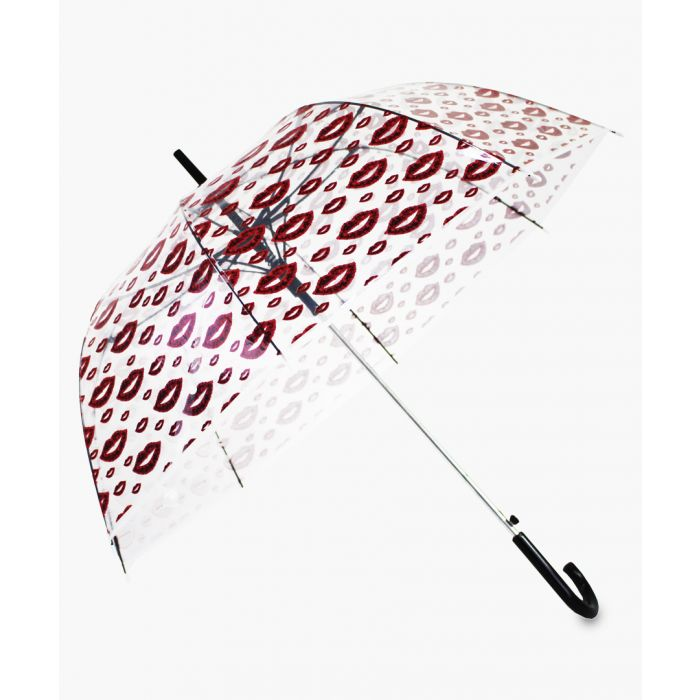 Image for Red lips transparent umbrella