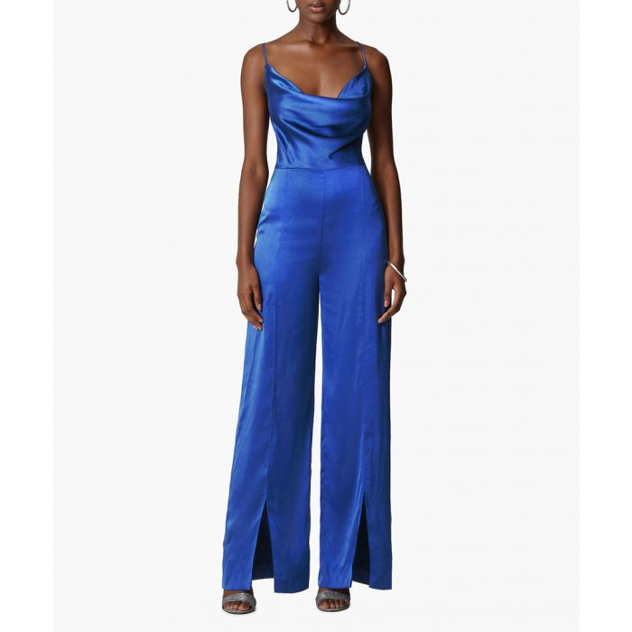Image for Finley royal blue jumpsuit