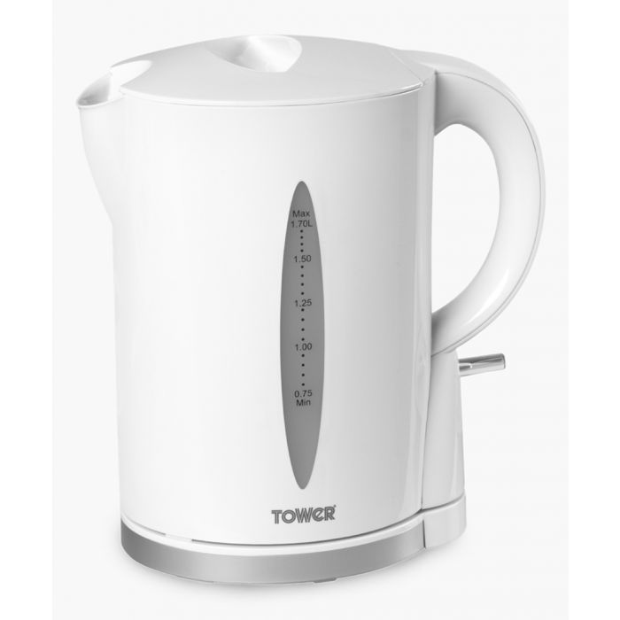 Image for White kettle 1.7L