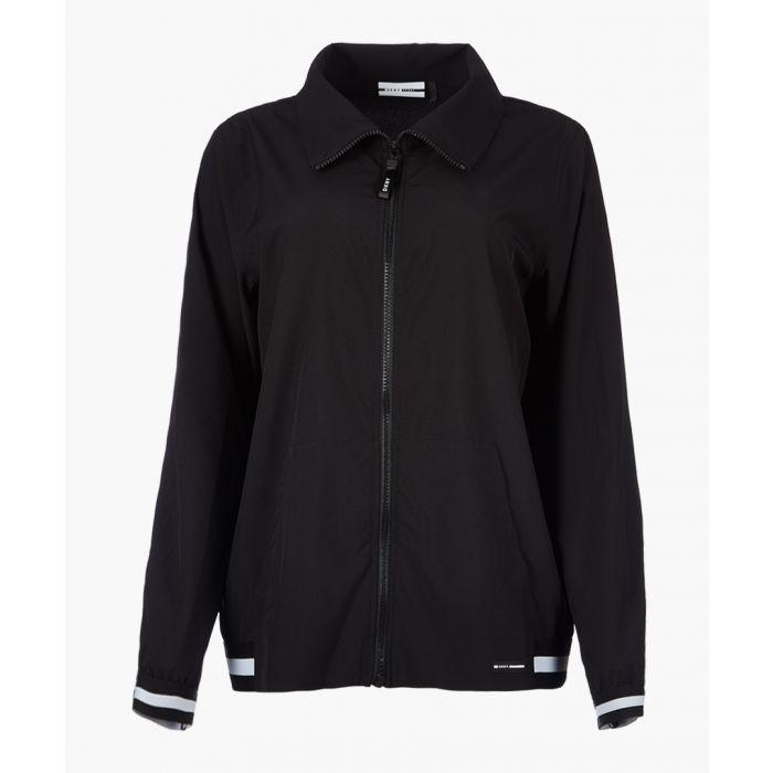 Image for Black full zip jacket