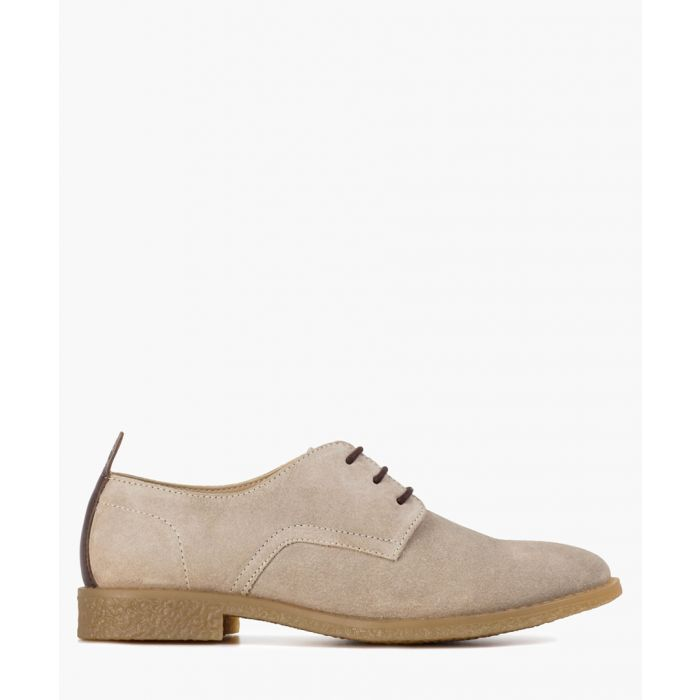 Image for Mia tan suede Desert shoes
