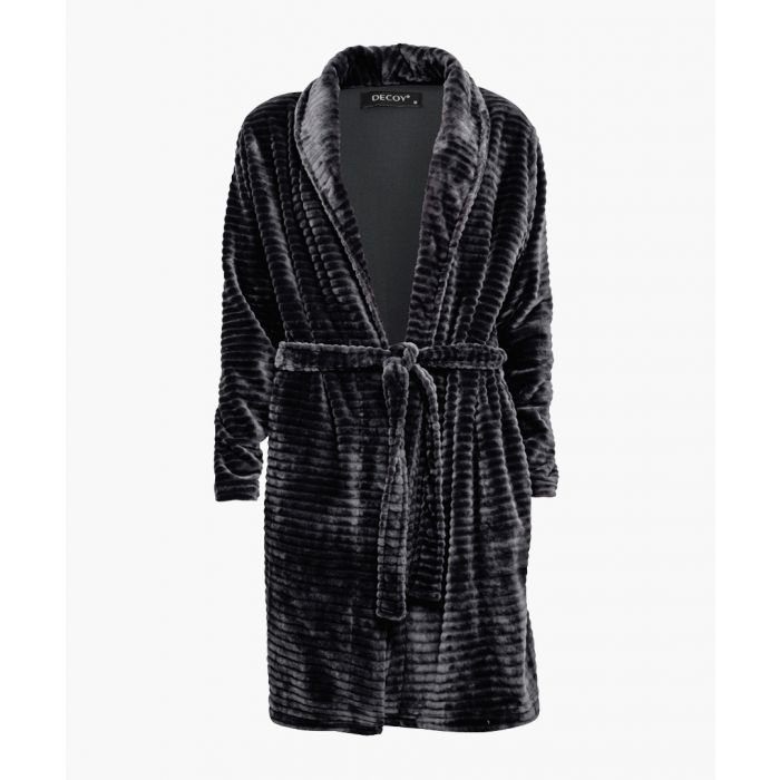 Image for Purple short robe