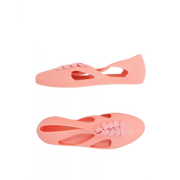 Image for F-Troupe Salmon pink PVC Sneakers & Tennis shoes basse