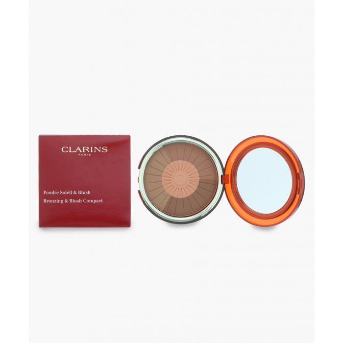 Image for Bronzing and blush compact