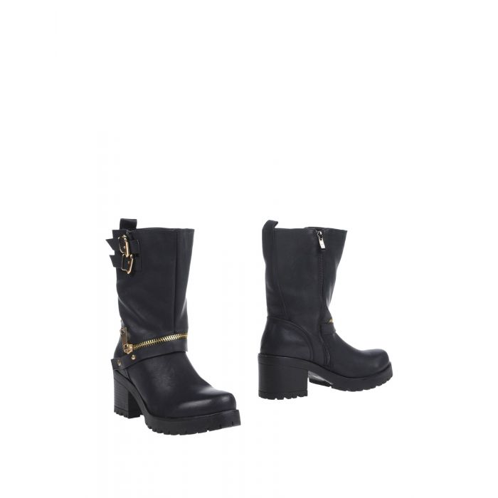 Image for Gio Cellini Milano Woman Black Ankle boots