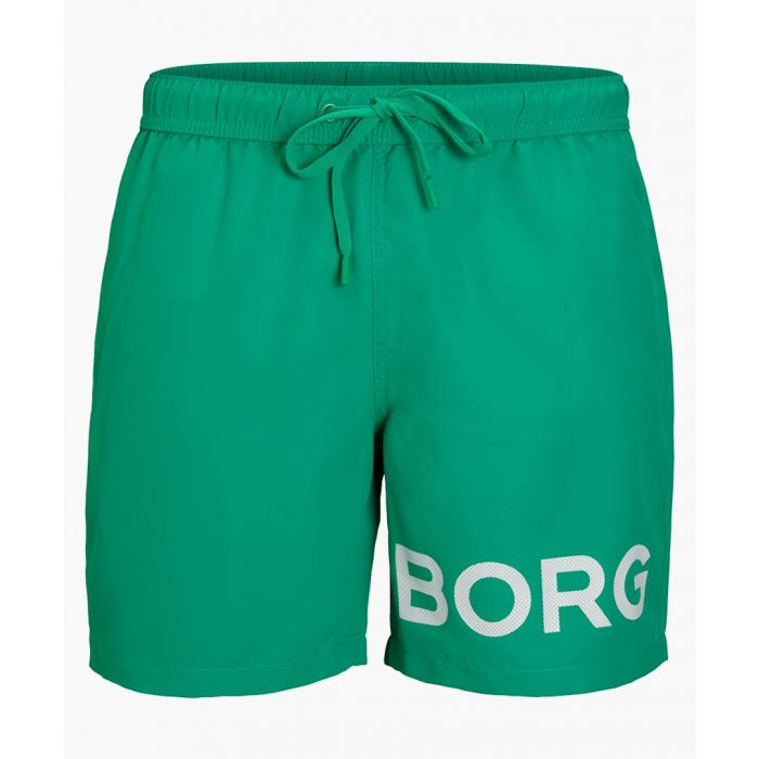 Image for Sheldon green shorts