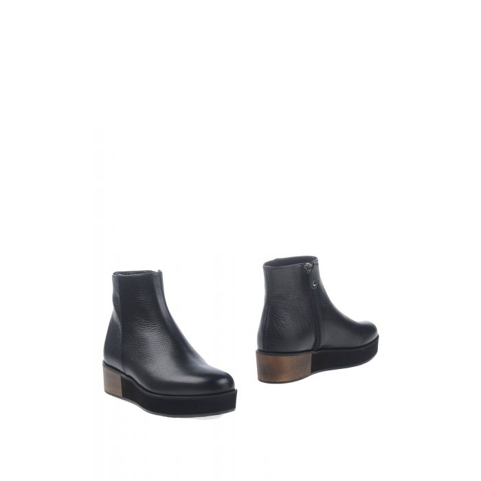 Image for Black buck ankle boots