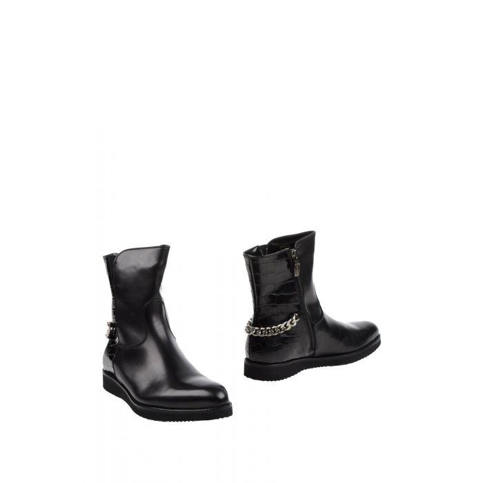 Image for Gianfranco Lattanzi Woman Black Ankle boots