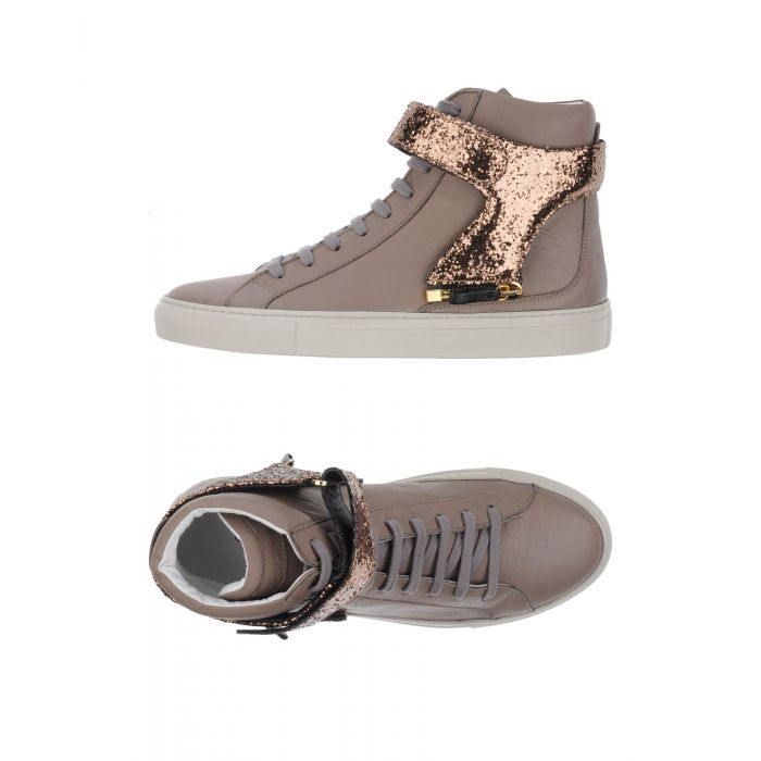 Image for D-S!De Light brown Buck Sneakers & Tennis shoes alte