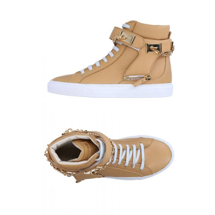 Image for D-S!De Woman Ocher High-tops & sneakers
