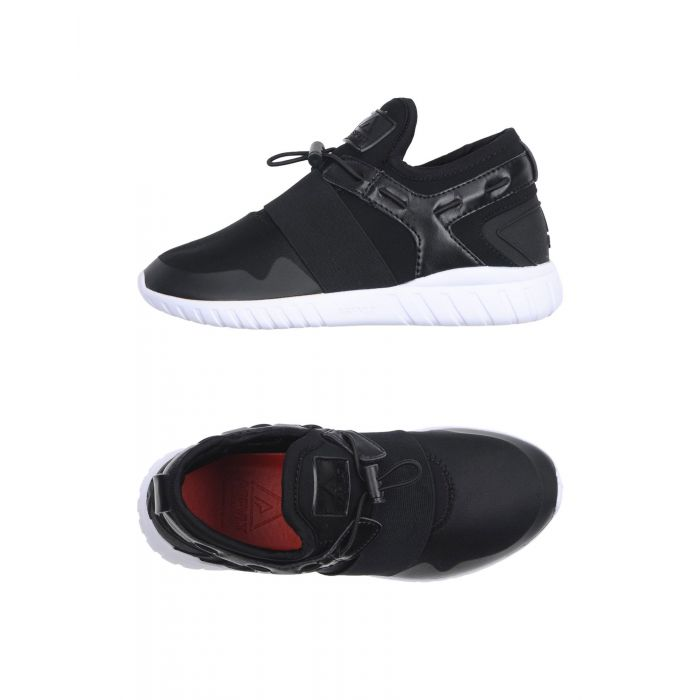 Image for Asfvlt Woman Black Low-tops & sneakers