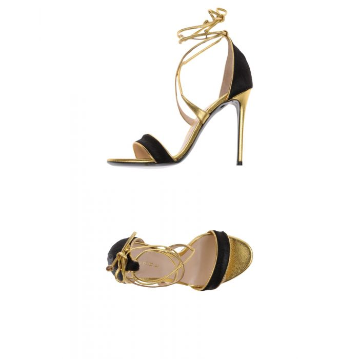 Image for Lerre Woman Black Sandals