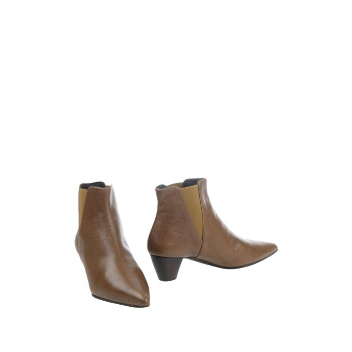 Image for Farrutx Woman Khaki Ankle boots