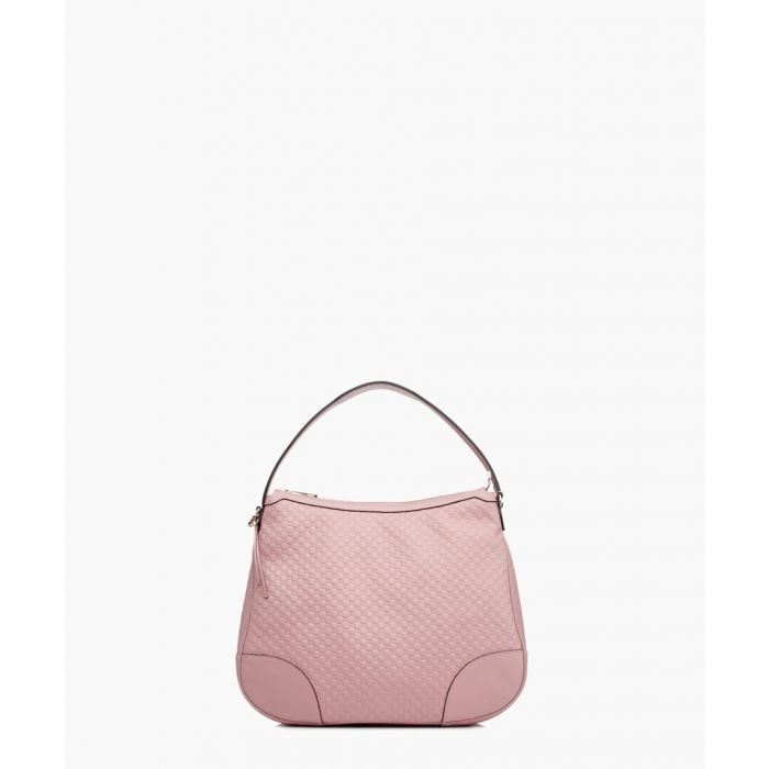 Image for Bree pink Guccissima leather hobo bag