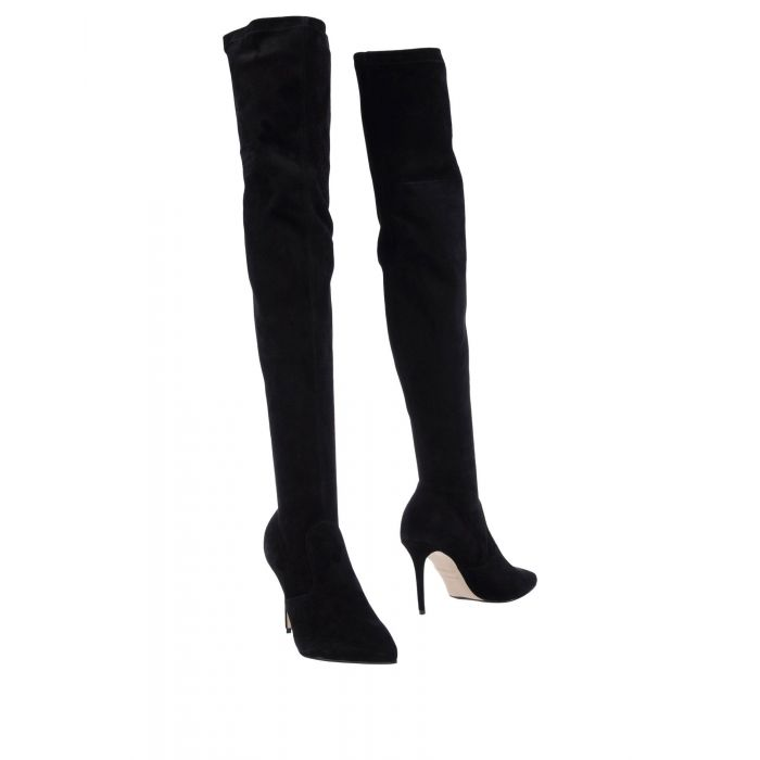 Image for Le Silla Woman Black Boots