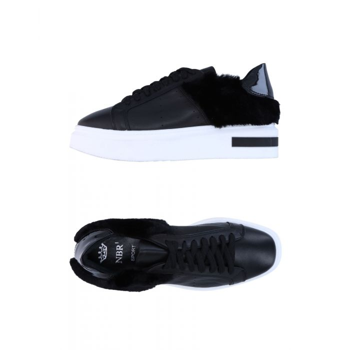 Image for Nbr¹ Woman Black Low-tops & sneakers