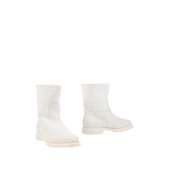 Image for Unützer Woman Light grey Ankle boots