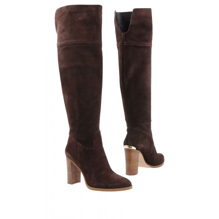 Image for Michael Michael Kors Woman Dark brown Boots