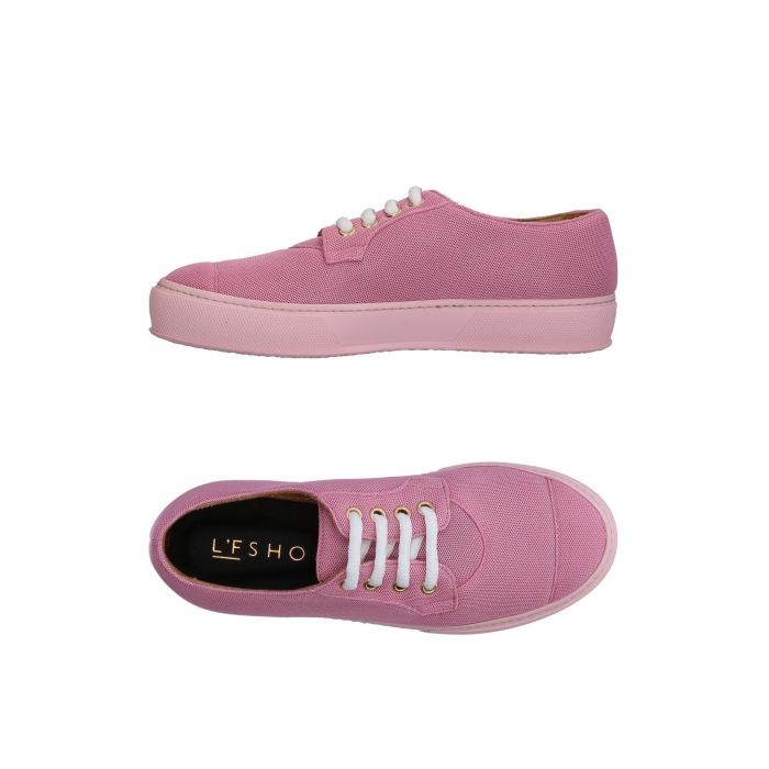 Image for L'F Shoes Pink Textile fibres Sneakers & Tennis shoes basse