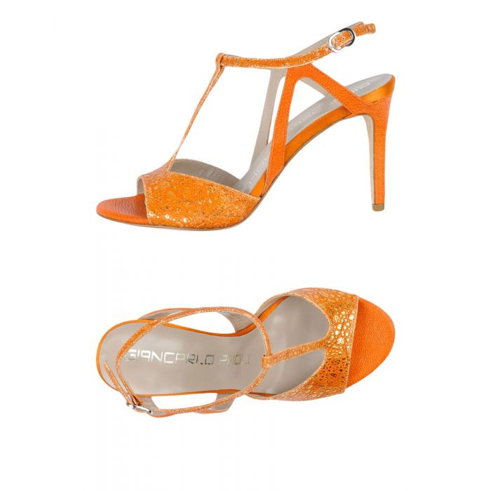 Image for Giancarlo Paoli Woman Orange Sandals