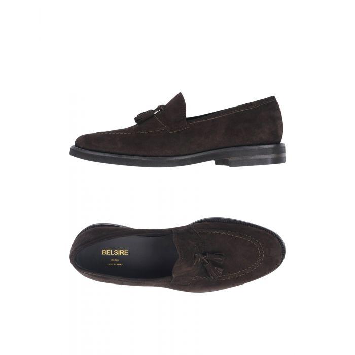 Image for Belsire Man Dark brown Loafers