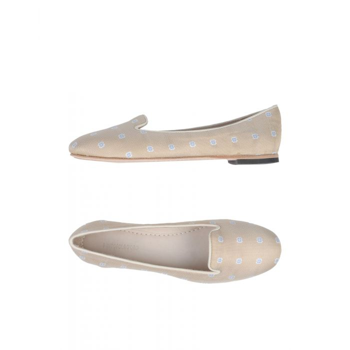 Image for Pantofola D'Oro Woman Beige Loafers