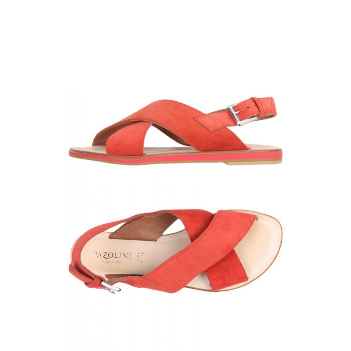 Image for Carlo Pazolini Woman Red Sandals