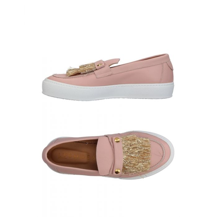 Image for L'F Shoes Light pink Leather Sneakers & Tennis shoes basse