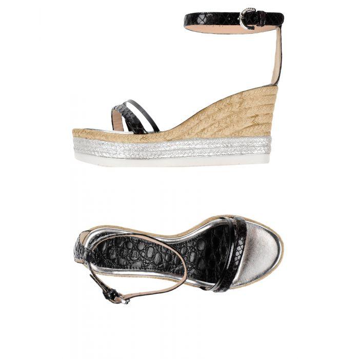 Image for Dibrera By Paolo Zanoli Woman Black Sandals