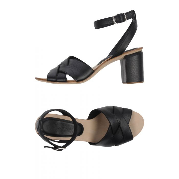 Image for Roberto Del Carlo Woman Black Sandals