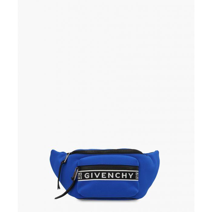 Image for 4G Blue logo belt bag