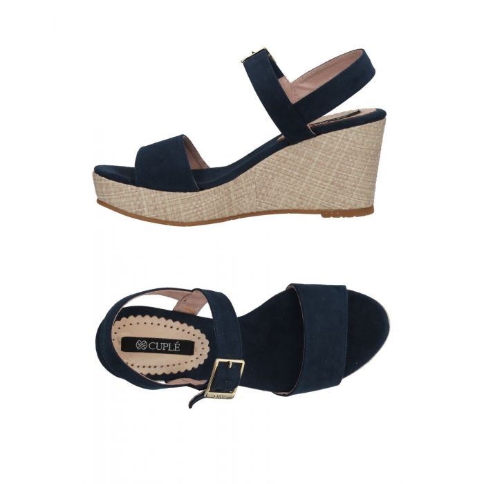 Image for Cuplé Woman Dark blue Sandals