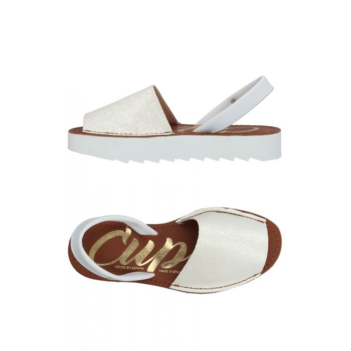 Image for Cuplé Woman White Sandals