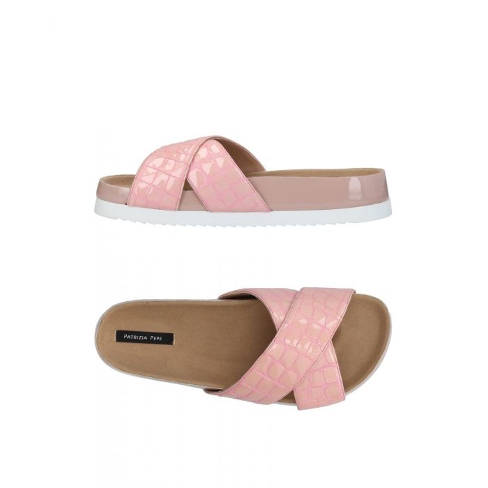 Image for Patrizia Pepe Woman Pink Sandals