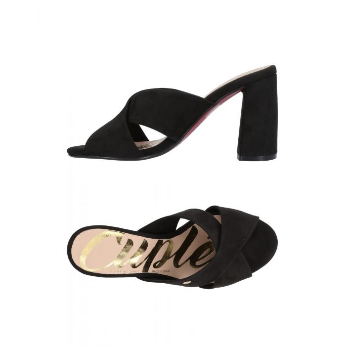 Image for Cuplé Woman Black Sandals