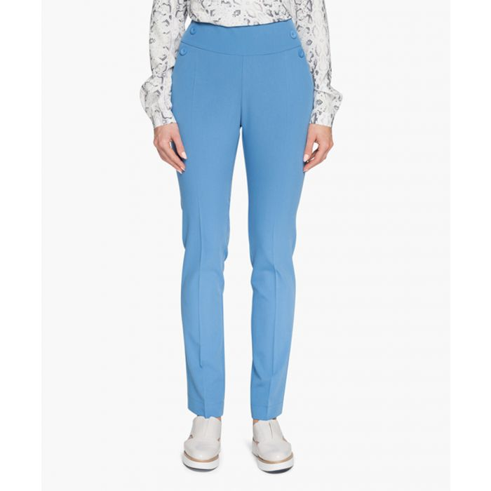 Image for Blue trousers